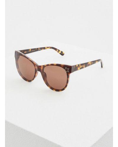 Солнцезащитные очки кошачий глаз Stella Mccartney