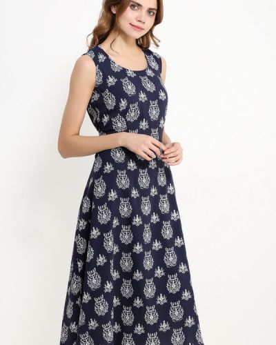 Платье из вискозы Finn Flare