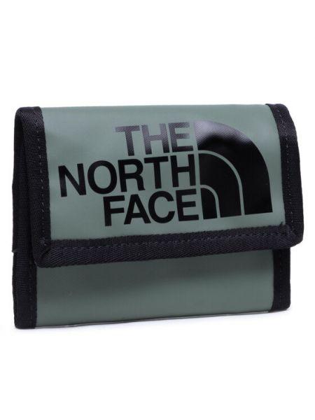 Zielony portfel The North Face
