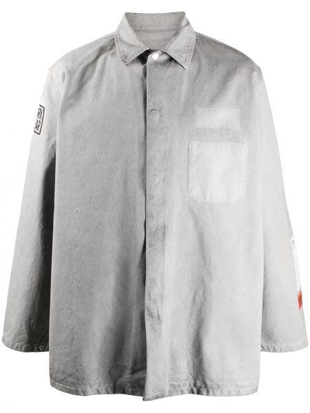 Klasyczna koszula Heron Preston