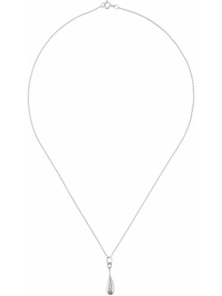 Naszyjnik łańcuch srebrny Bar Jewellery
