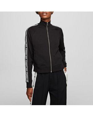 Черная кофта Karl Lagerfeld