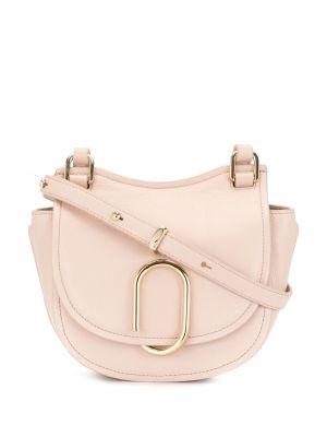 Różowa torebka skórzana 3.1 Phillip Lim