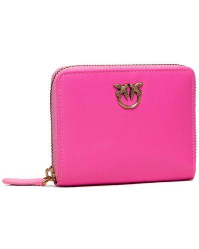Portfel - różowy Pinko
