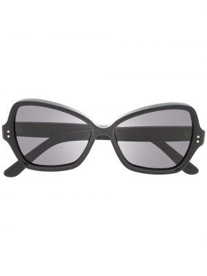Темные солнцезащитные очки - черные Celine Eyewear