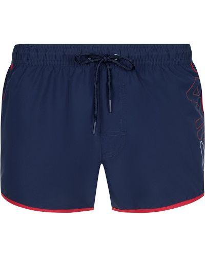 Спортивные шорты синий Fila