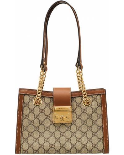 Сумка на цепочке сумка-тоут из канваса Gucci