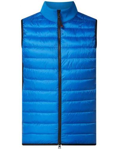 Niebieska kamizelka pikowana Bogner Fire + Ice
