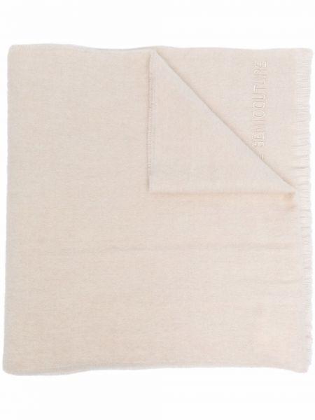 Шерстяной шарф Semicouture