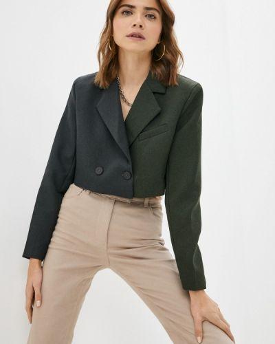 Разноцветный пиджак Fadas