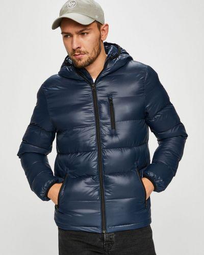 Стеганая куртка - синяя Tokyo Laundry