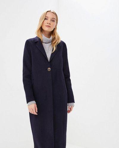 Синее пальто с капюшоном On Parle De Vous