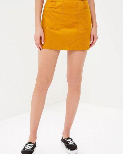 Желтая юбка Brave Soul