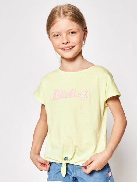 Żółta t-shirt Billieblush