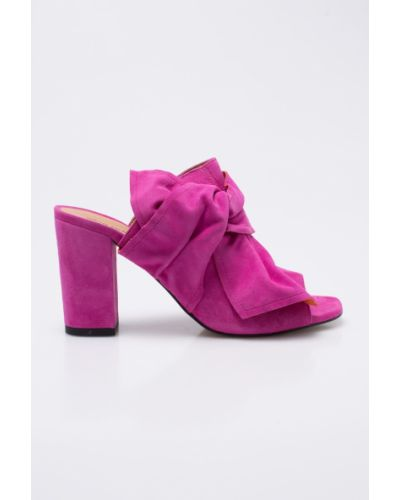Розовые сандалии Gino Rossi