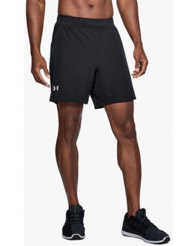 Спортивные шорты черные Under Armour
