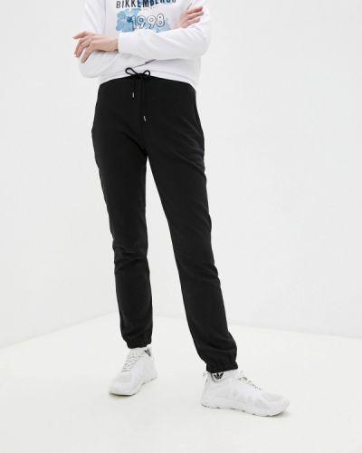 Черные спортивные брюки Bikkembergs