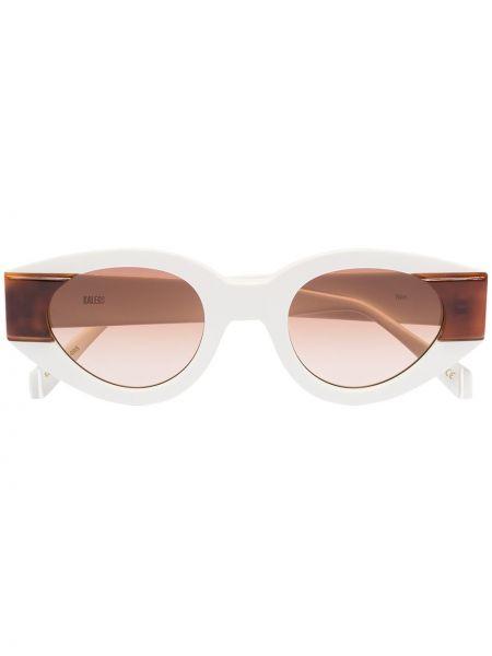Коричневые муслиновые солнцезащитные очки Kaleos