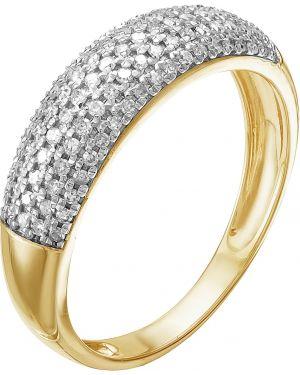 Кольцо из золота классический Vesna Jewelry
