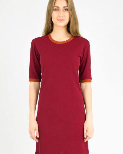Платье красный бордовый Dasti