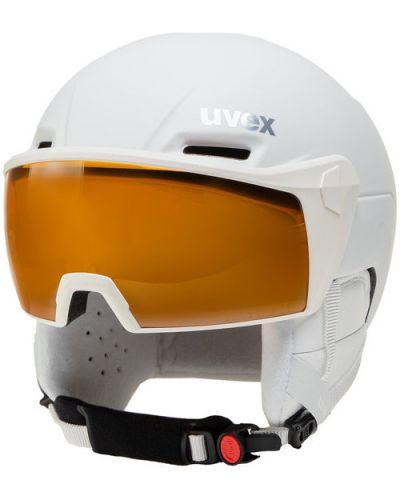 Biały daszek Uvex