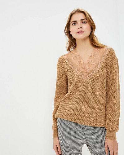 Пуловер итальянский бежевый Imperial