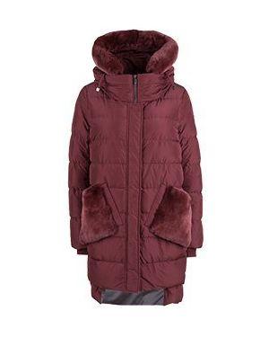 Куртка нейлоновая бордовый Diego M