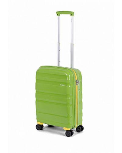 Зеленый чемодан Baudet