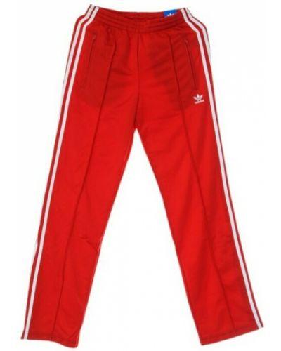 Garnitur - czerwony Adidas