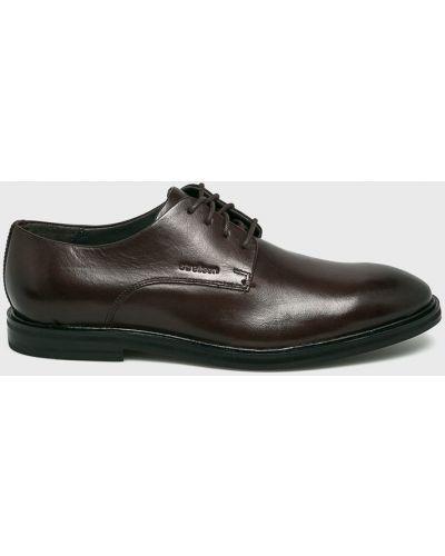 Туфли на шнуровке текстильные Strellson