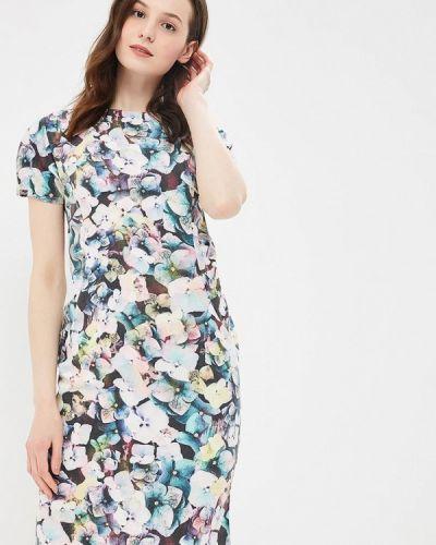 Разноцветное платье Stylove