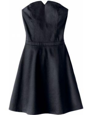 Платье хлопковое классическое La Redoute Collections