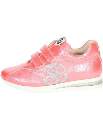 Czerwone sneakersy Florens