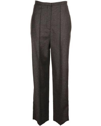 Szare spodnie Toteme