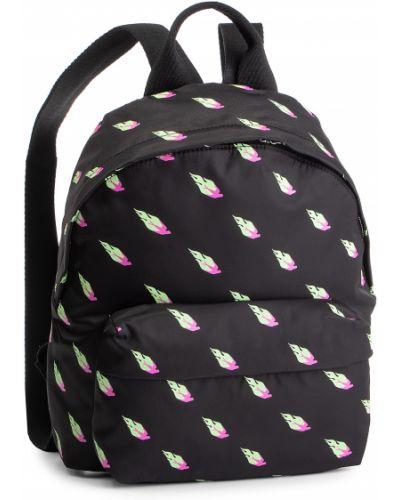 Plecak klasyczny czarny Mcq