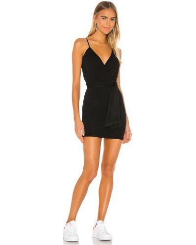 Облегающее платье мини - черное Privacy Please
