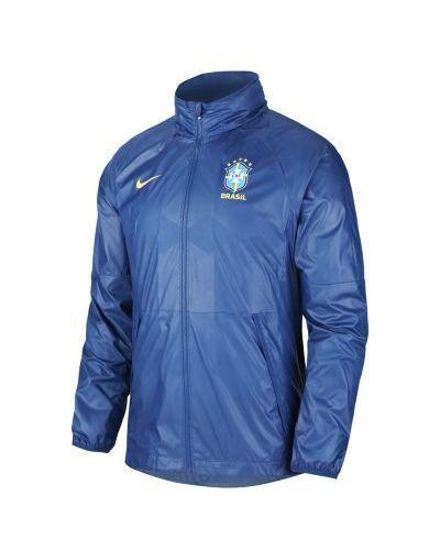 Футбольная куртка с подкладкой с разрезом Nike