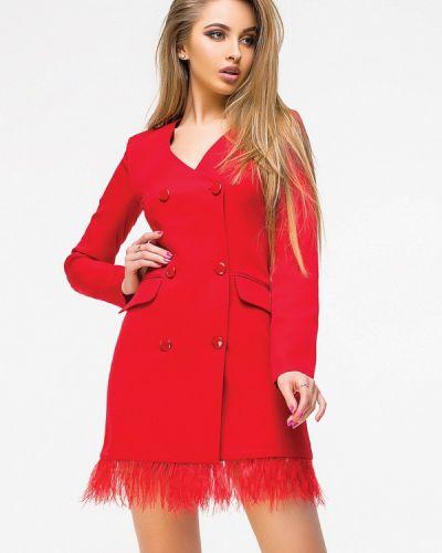 Платье платье-пиджак осеннее Itelle