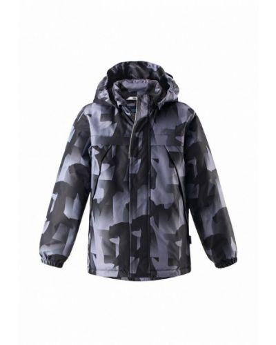 Серая куртка теплая Lassie By Reima