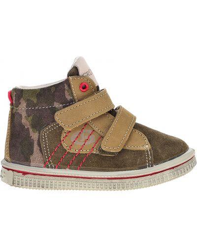 Ботинки замшевые Grunland