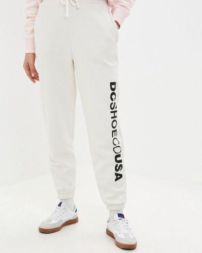 Спортивные брюки - белые Dc Shoes