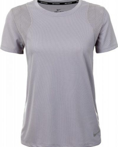 Спортивная футболка прямая для бега Nike