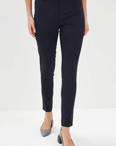 Классические брюки синие Galina Vasilyeva