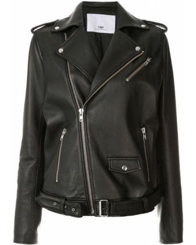 Черная куртка C&m