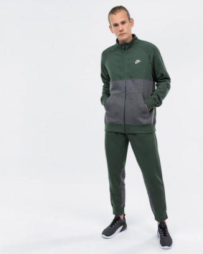 Костюм зеленый спортивный Nike
