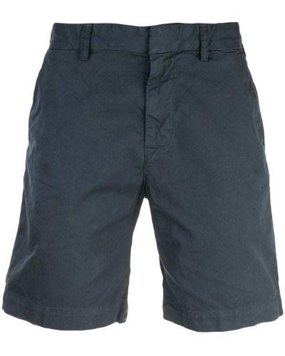 Короткие шорты синий хаки Save Khaki United