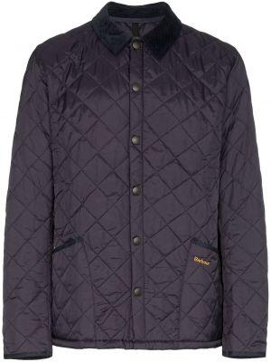 Синяя куртка Barbour