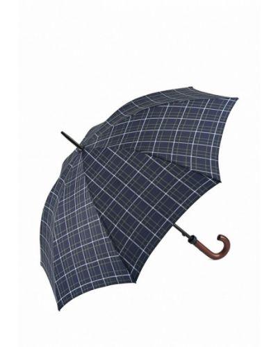 Зонт зонт-трости синий Fulton