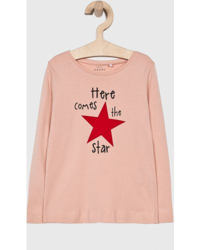 Блуза трикотажная прямая Name It