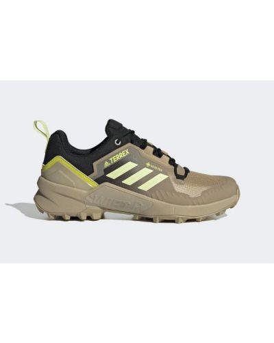 Półbuty - beżowe Adidas